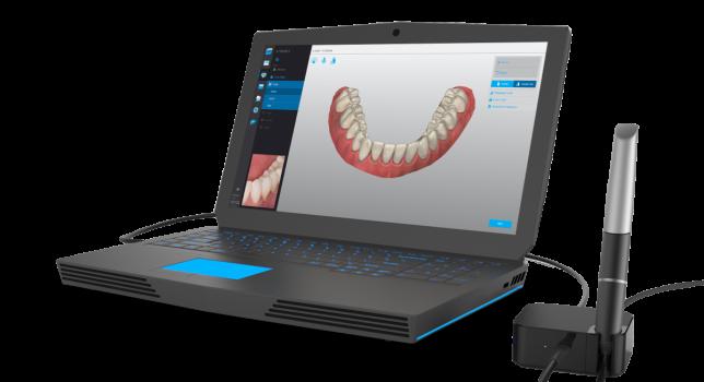 Virtuo Vivo, de nieuwe scanner van Dental Wings